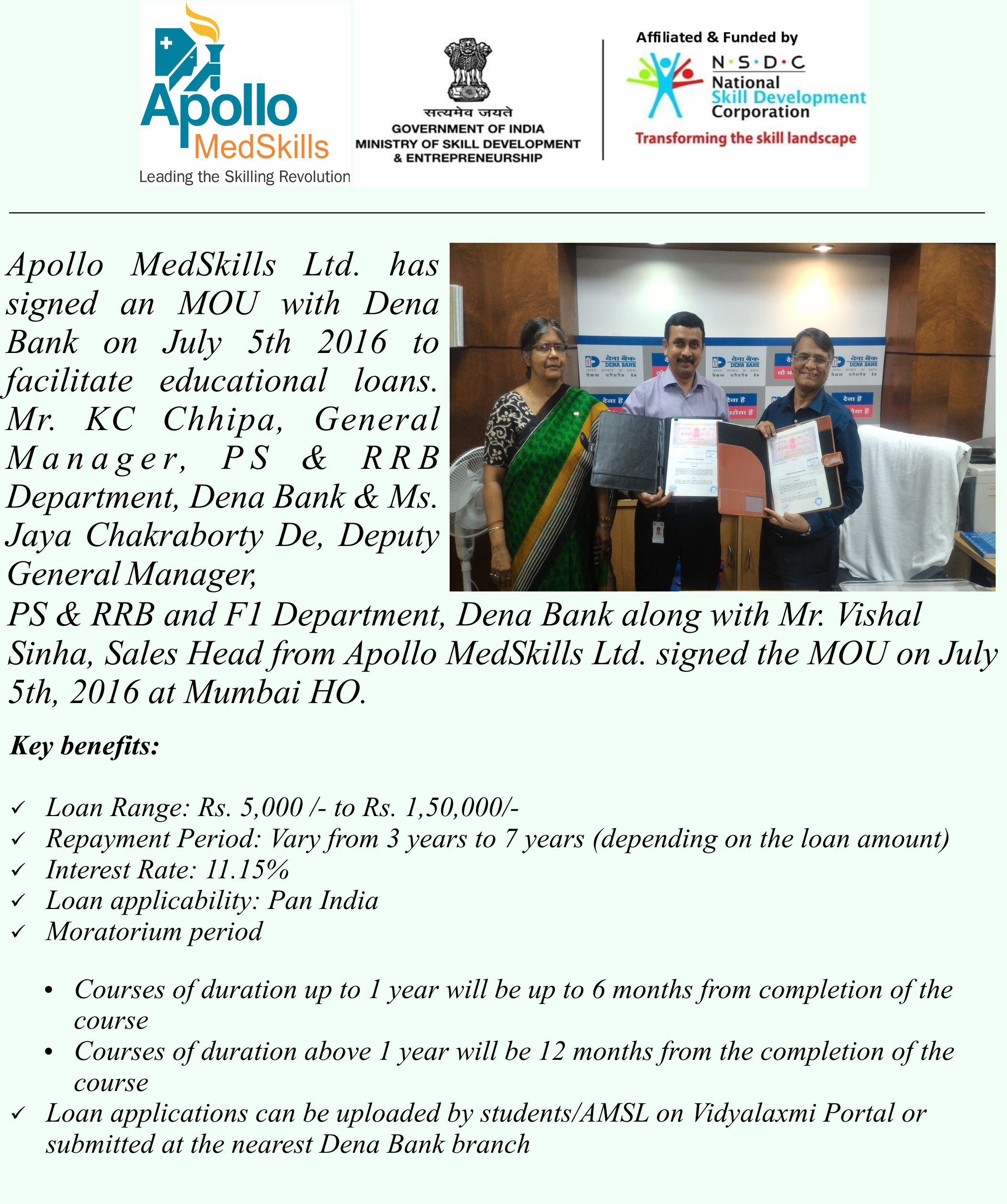 Apollo Medskills | Health Care Skilling Company in India